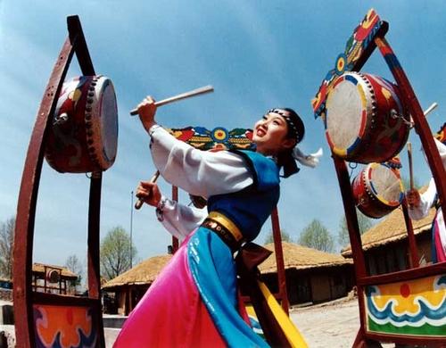 (图文)朝鲜族舞蹈